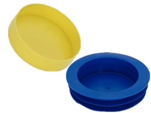 无缝钢管管帽钢管塑料盖帽外扣式实体工厂批发价格