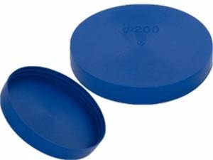 燃气管塑料管帽 DN200 250 外扣式 PE管塑料管帽 新品上市