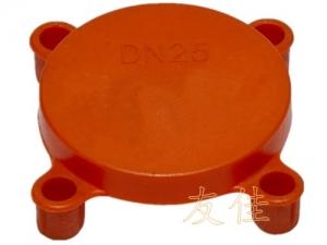 法兰防尘帽国标型号DN15-600美标法兰(阀门)塑胶防尘盖规格0.5-24寸